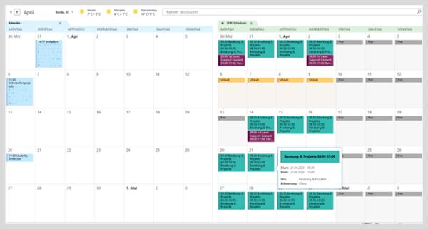Kalenderausschnitt_PHRXsync