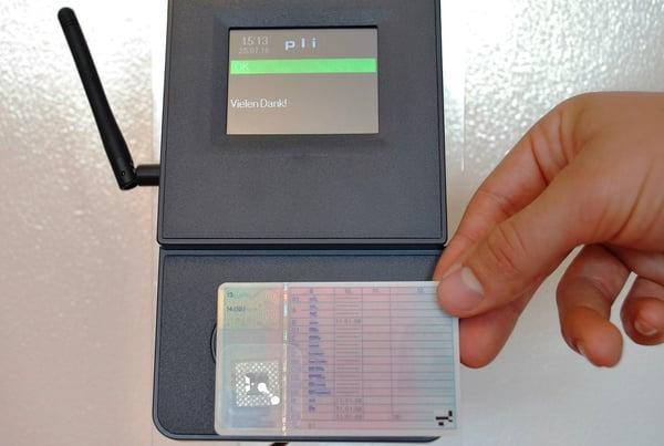 BDE-Terminal-Fuehrerschein-Kontrolle
